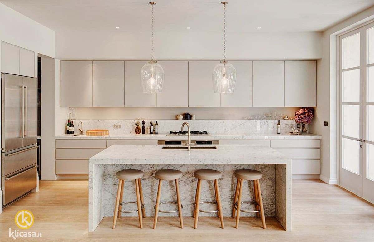 cucine su misura design