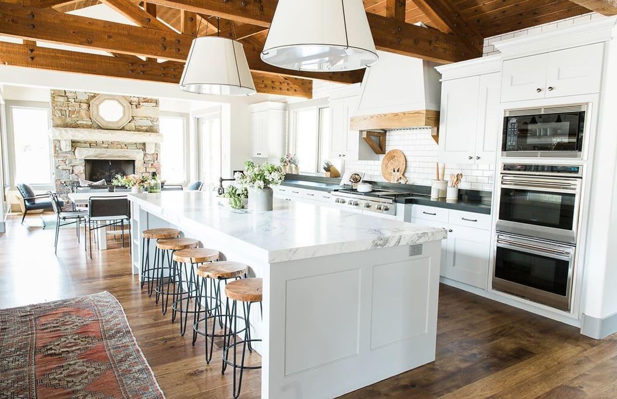 cucine su misura moderne