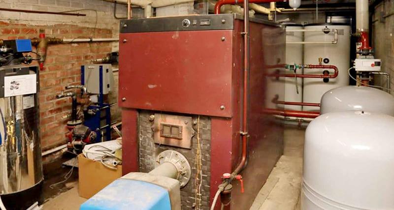 riscaldamento a gasolio prezzi
